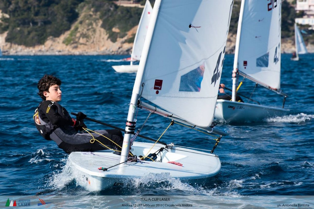 Laser Italia Cup Andora 2019 14