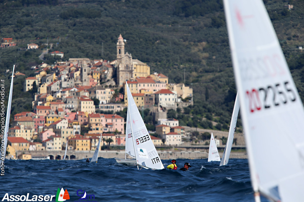 Laser Italia Cup Diano Marina 2014Photo: © Andrea Pisapia/SpazioOrti14