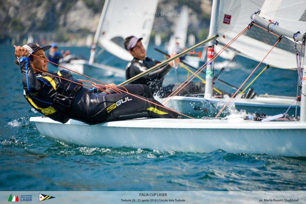 Laser Italia Cup Torbole 2018 02