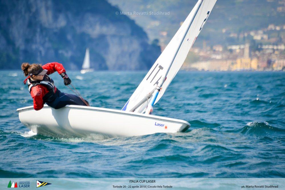 Laser Italia Cup Torbole 2018 06