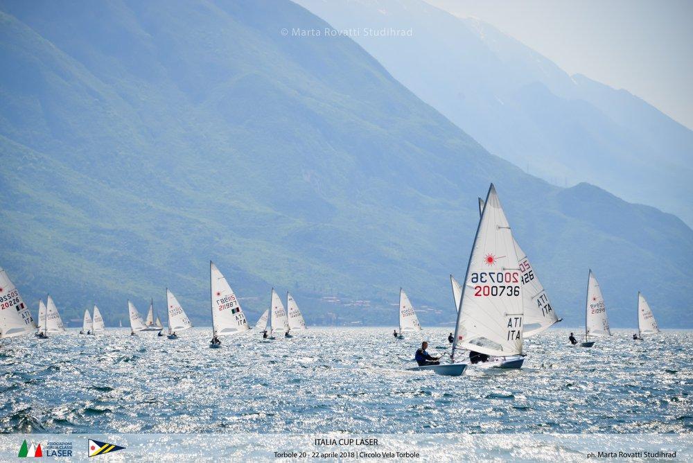 Laser Italia Cup Torbole 2018 07