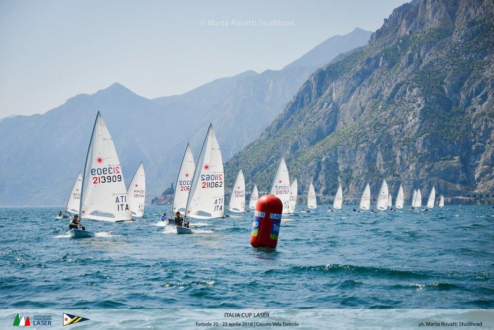 Laser Italia Cup Torbole 2018 08