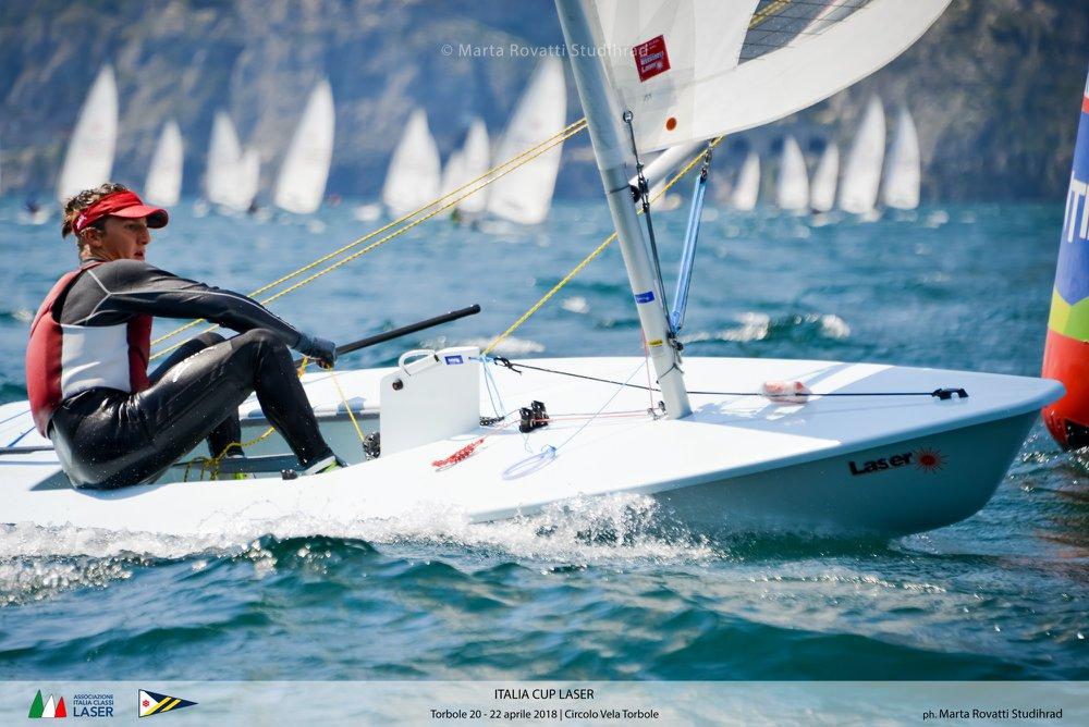 Laser Italia Cup Torbole 2018 10