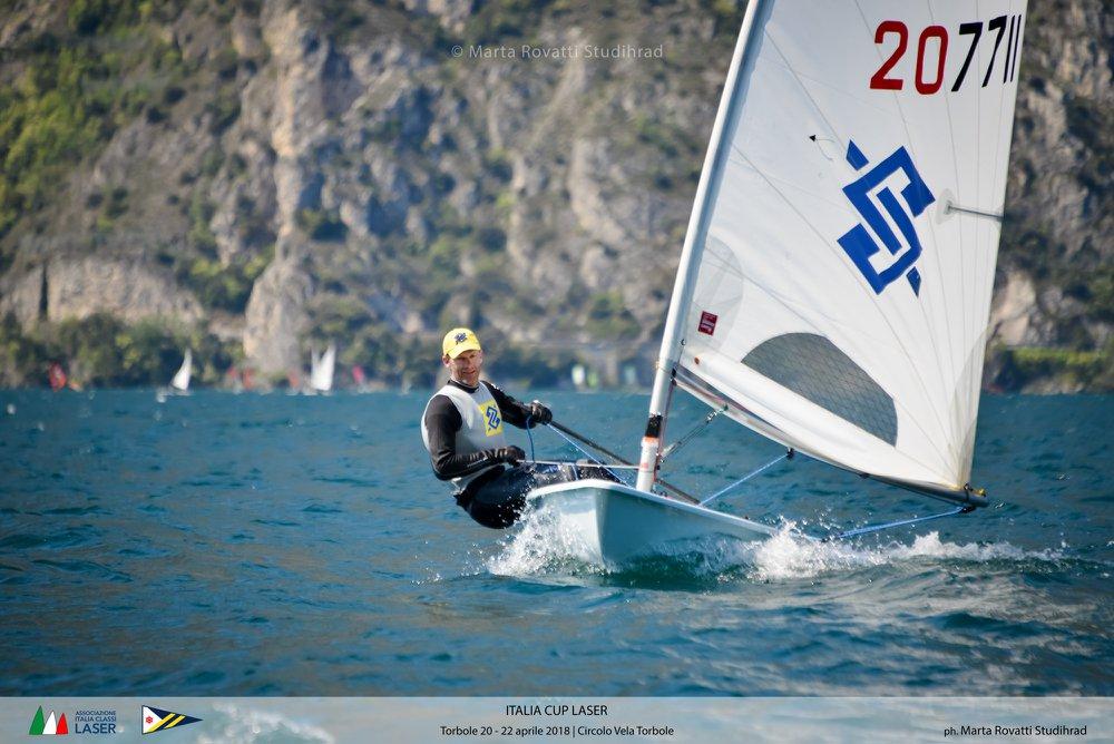 Laser Italia Cup Torbole 2018 14