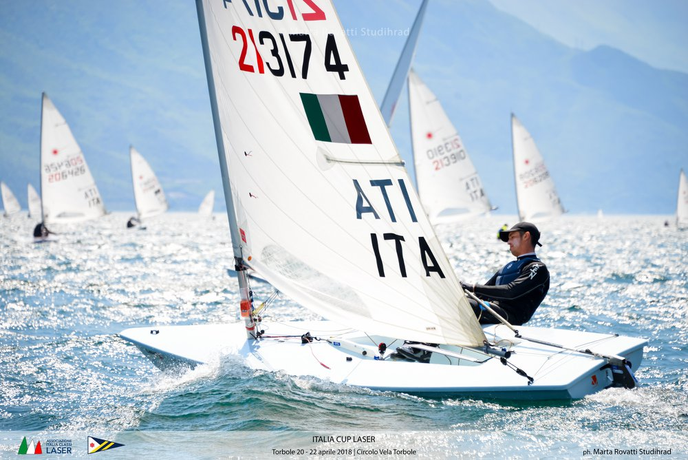 Laser Italia Cup Torbole 2018 15