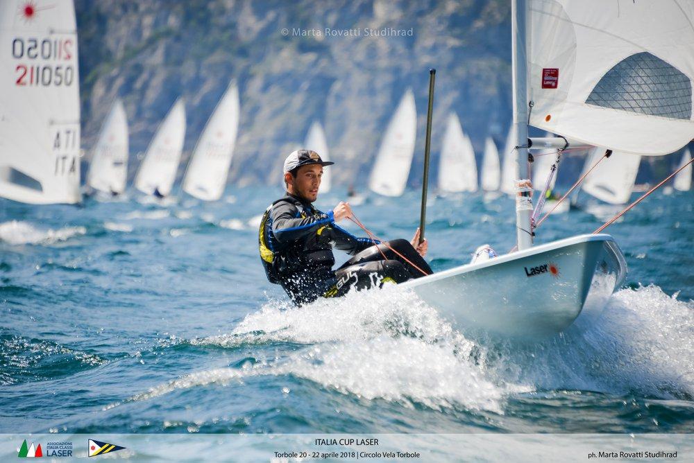 Laser Italia Cup Torbole 2018 20