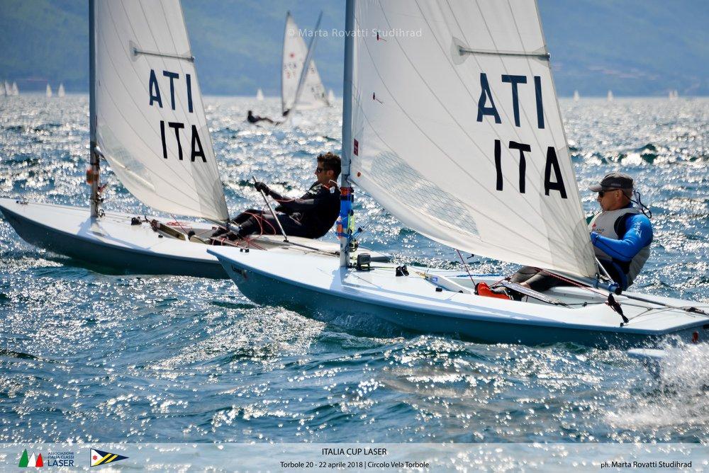 Laser Italia Cup Torbole 2018 21
