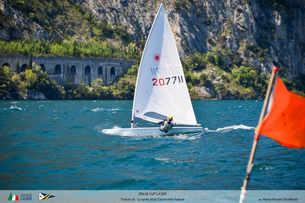 Laser Italia Cup Torbole 2018 22