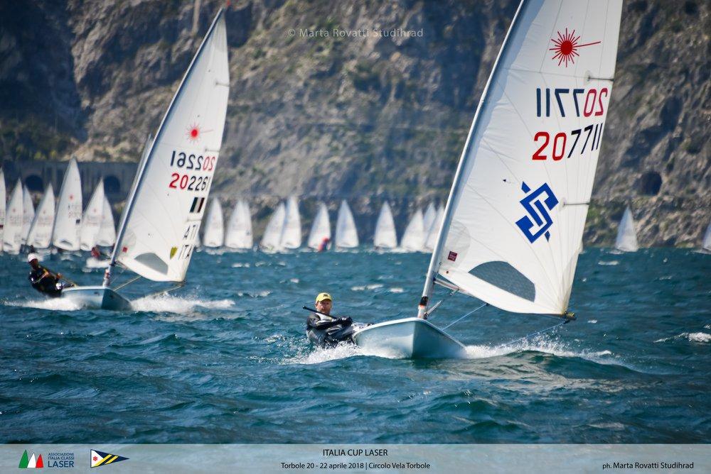 Laser Italia Cup Torbole 2018 25