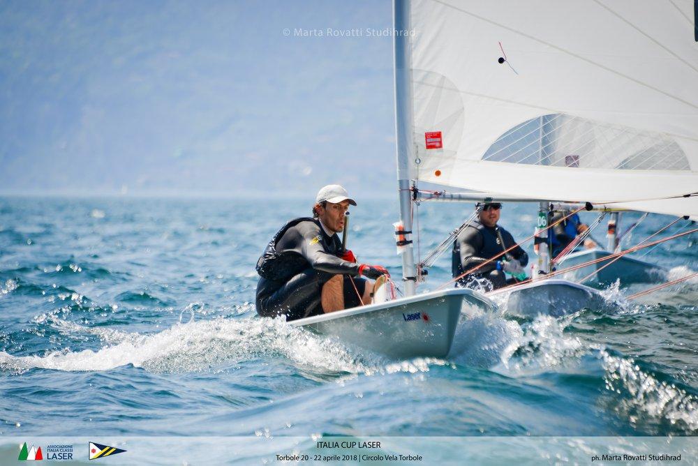 Laser Italia Cup Torbole 2018 26