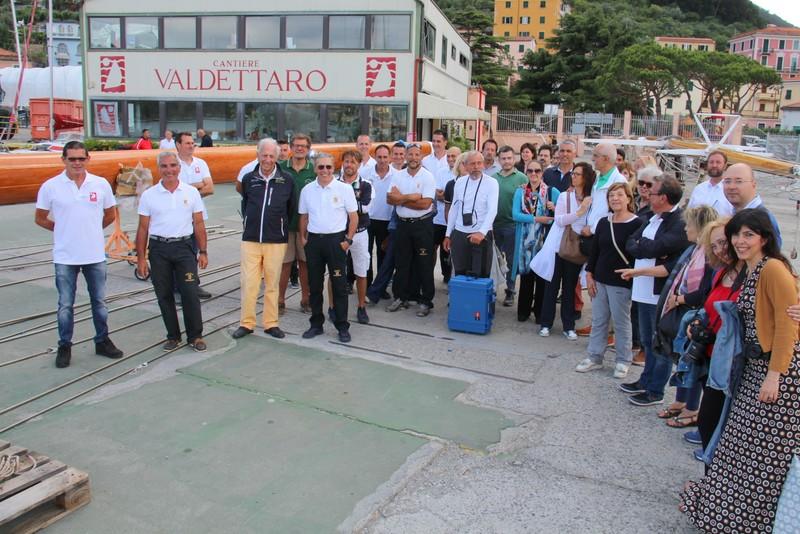 Visita Cantiere Valdettaro_Foto Maccione
