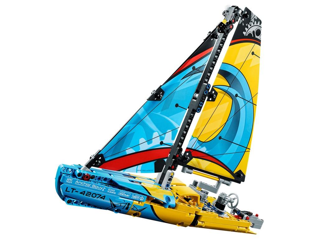Barca lego 01