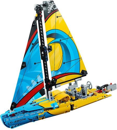 Barca lego 06