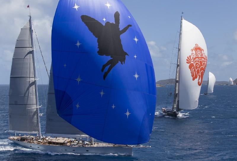 Loro Piana Caribbean Superyacht Regatta 2016 01