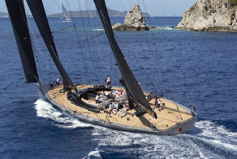 Loro Piana Caribbean Superyacht Regatta 2016 02