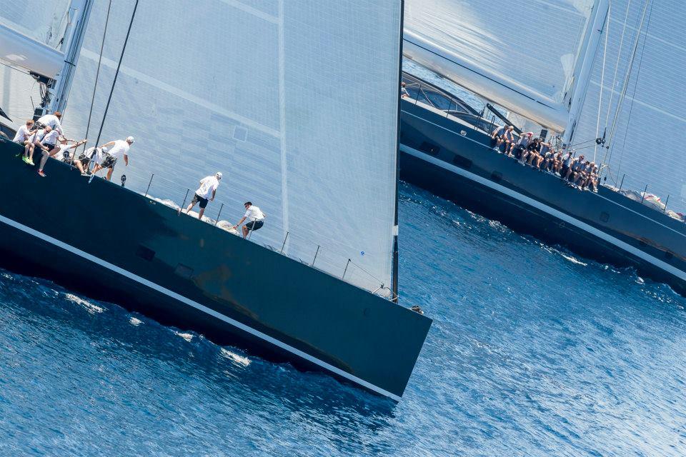 Loro Piana Superyacht Regatta 2015 19