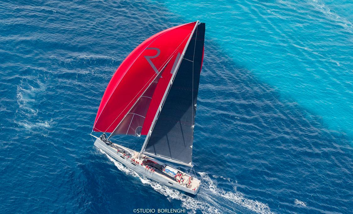 Loro Piana Superyacht Regatta 2017 day 1 01