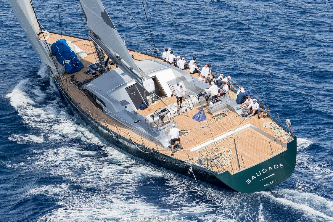 Loro Piana Superyacht Regatta 2017 day 1 04