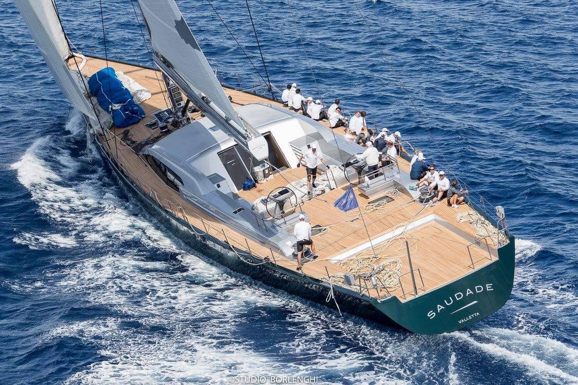 Loro Piana Superyacht Regatta 2017 day 1 04