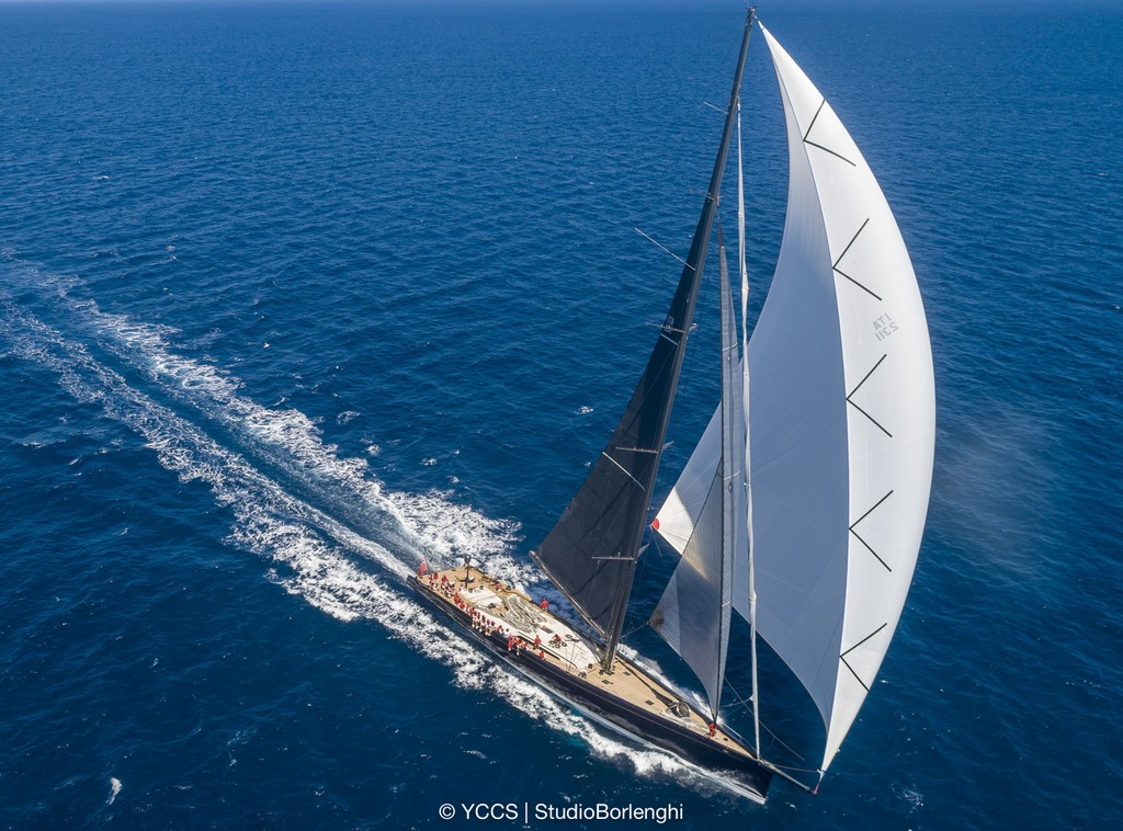 MY SONG, Loa: 40 m, Designer: REICHEL/PUGH, Builder: BALTIC