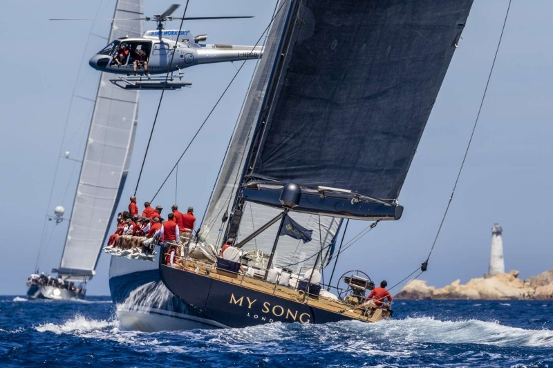 Loro Piana Superyacht Regatta 2018 19