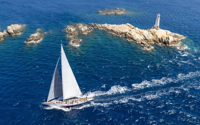 Loro Piana Superyacht Regatta 2018 20