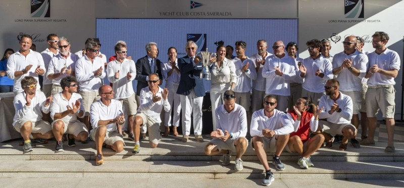 Loro Piana Superyacht Regatta 2018 21