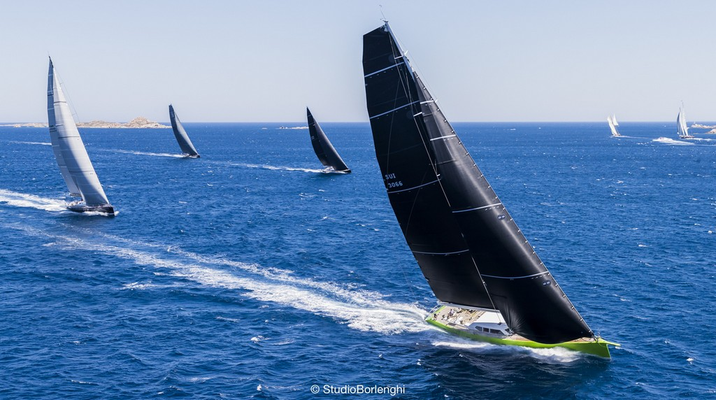 Loro Piana Superyacht Regatta 2019 01