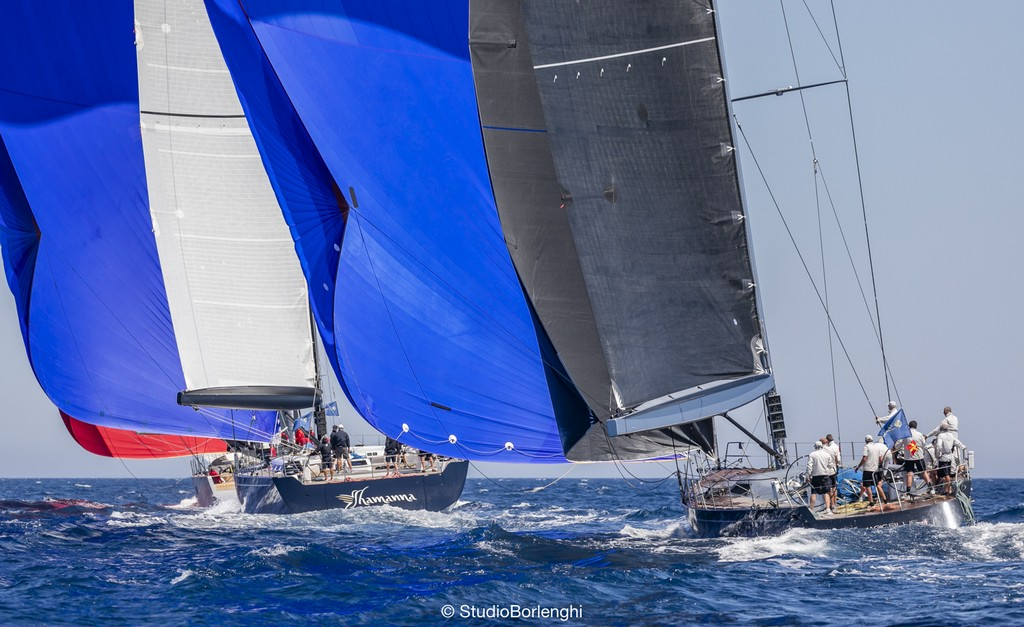 Loro Piana Superyacht Regatta 2019 16