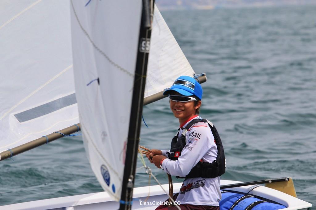 3^ tappa Trofeo Optimist Italia Kinder + Sport 2019