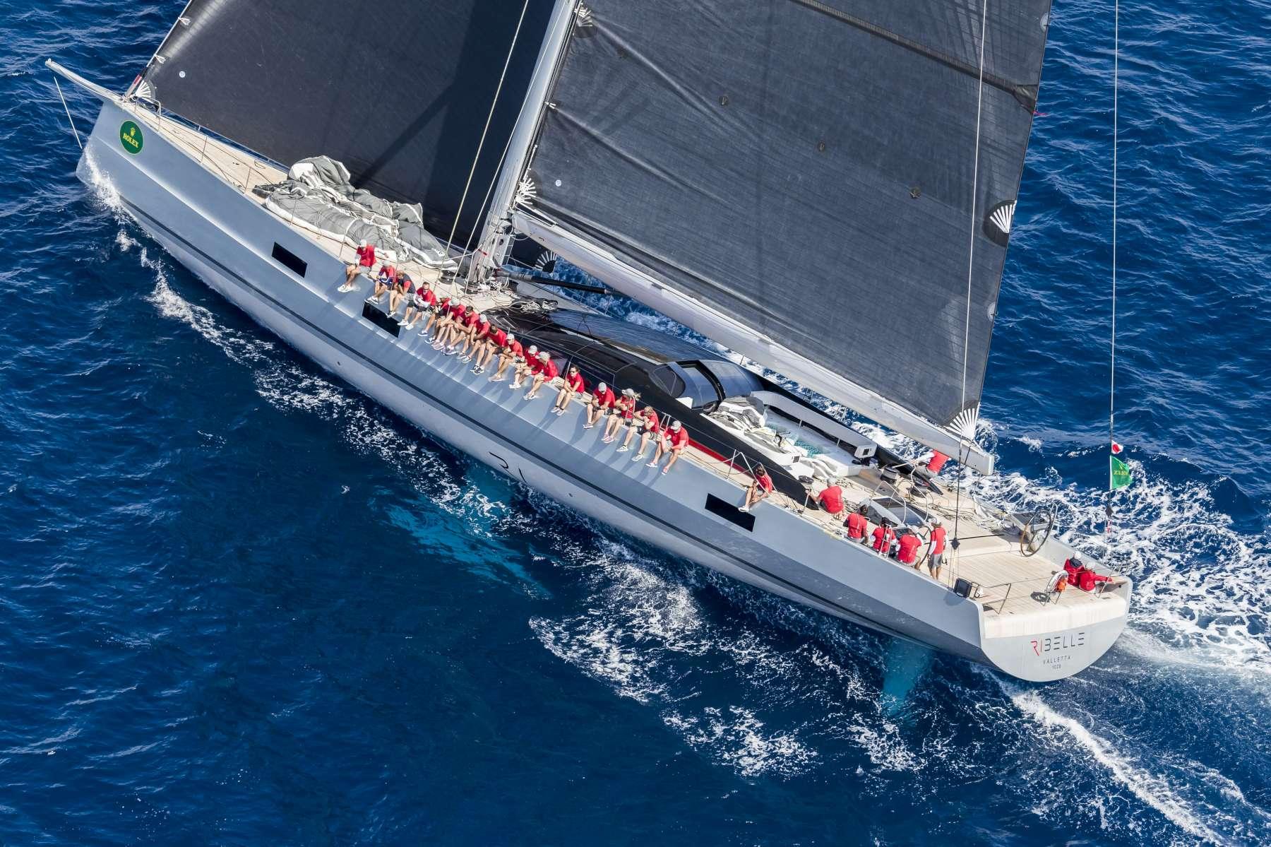 Maxi Yacht Rolex Cup 05 09 2017 Borlenghi 02