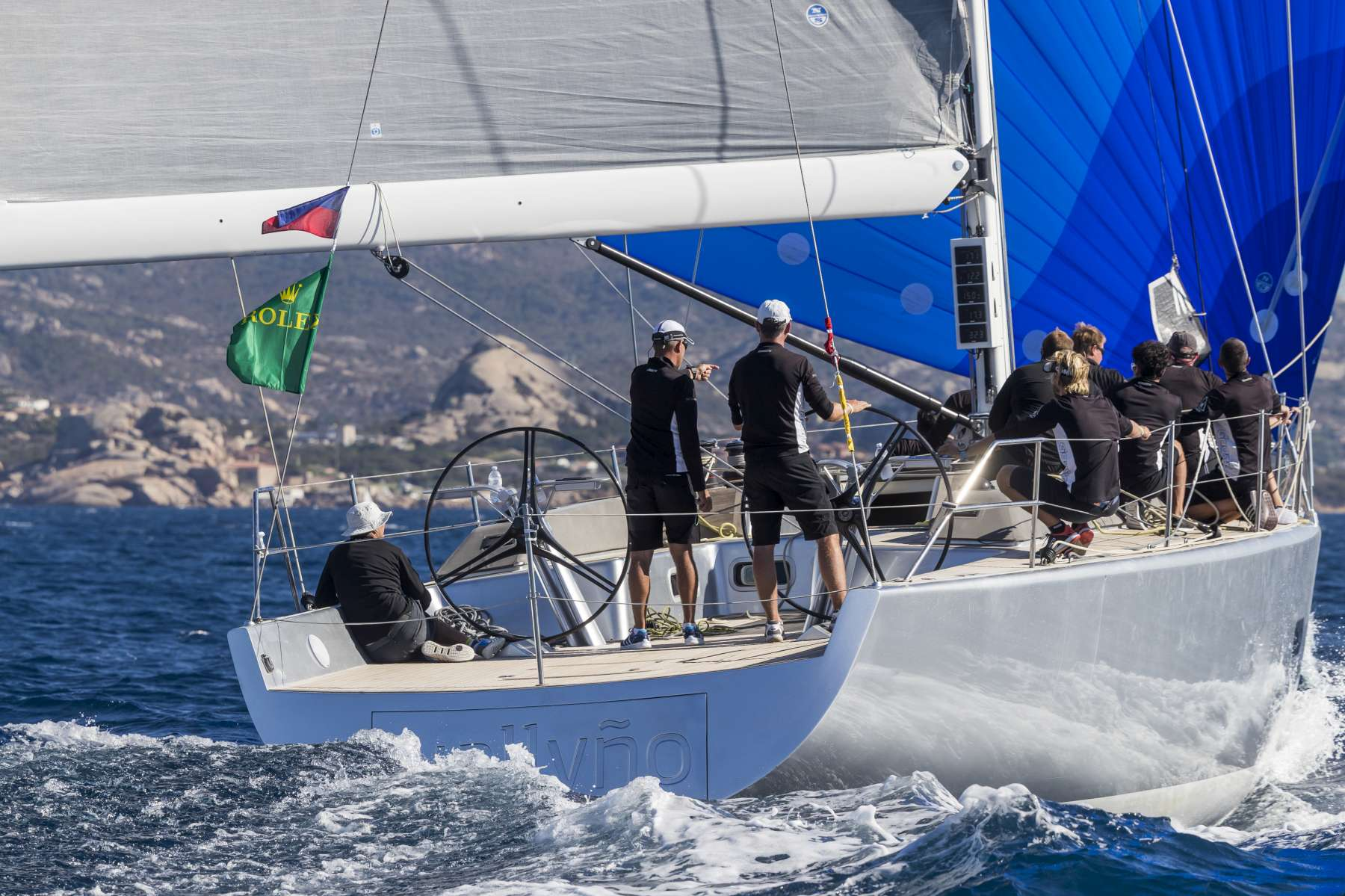 Maxi Yacht Rolex Cup 05 09 2017 Borlenghi 15