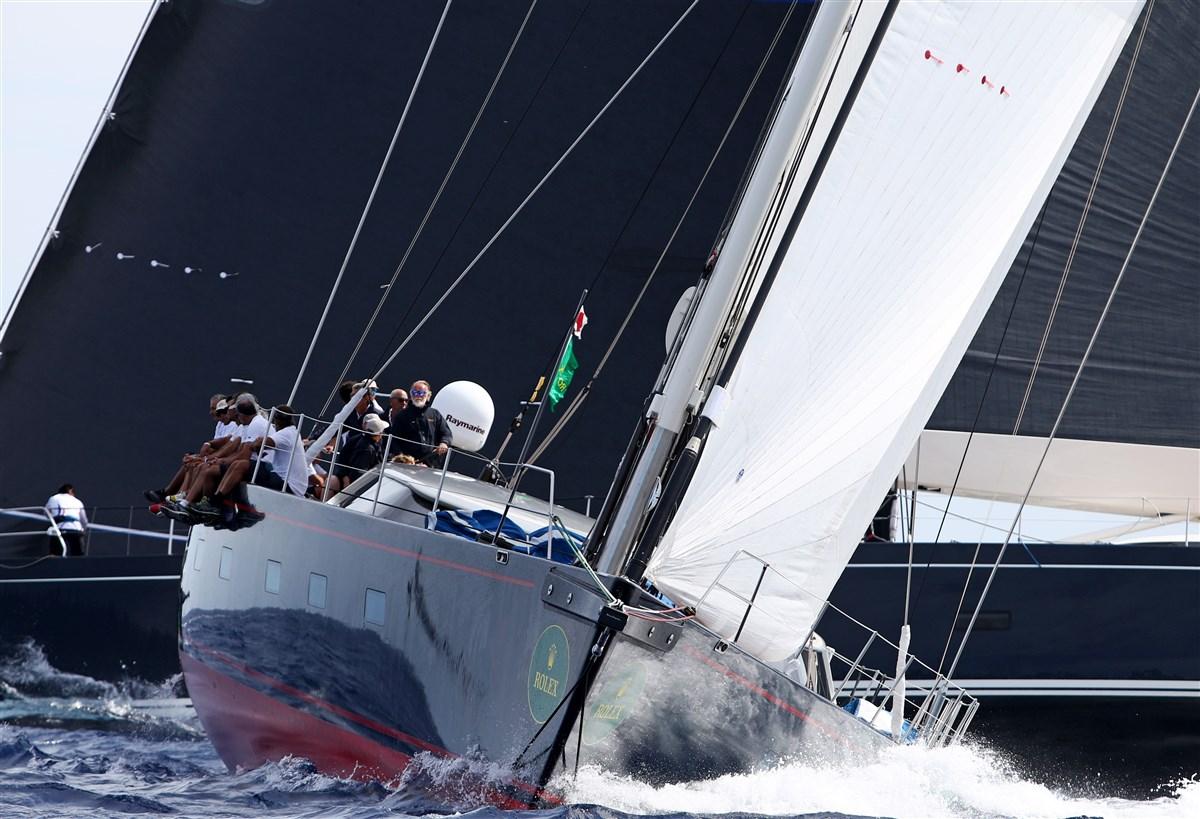 Maxi Yacht Rolex Cup 06 09 2017 Ranchi 01