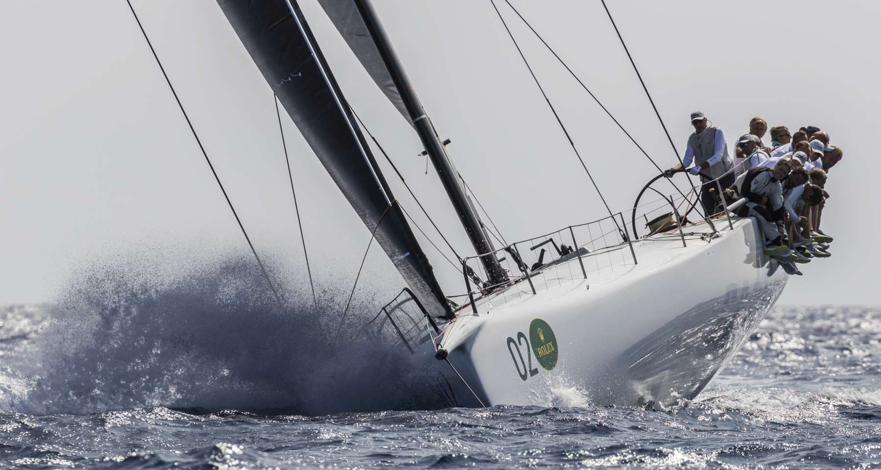 Maxi Yacht Rolex Cup 07 09 2017 Borlenghi 01