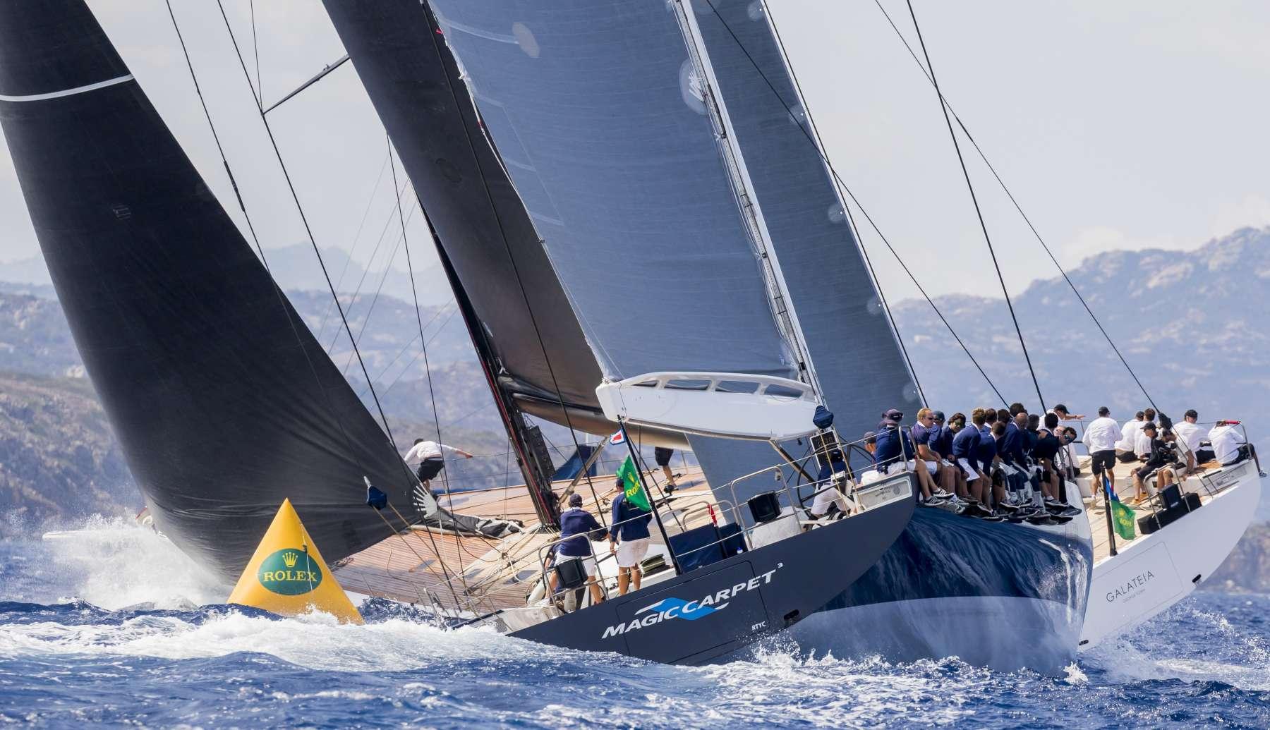 Maxi Yacht Rolex Cup 07 09 2017 Borlenghi 02