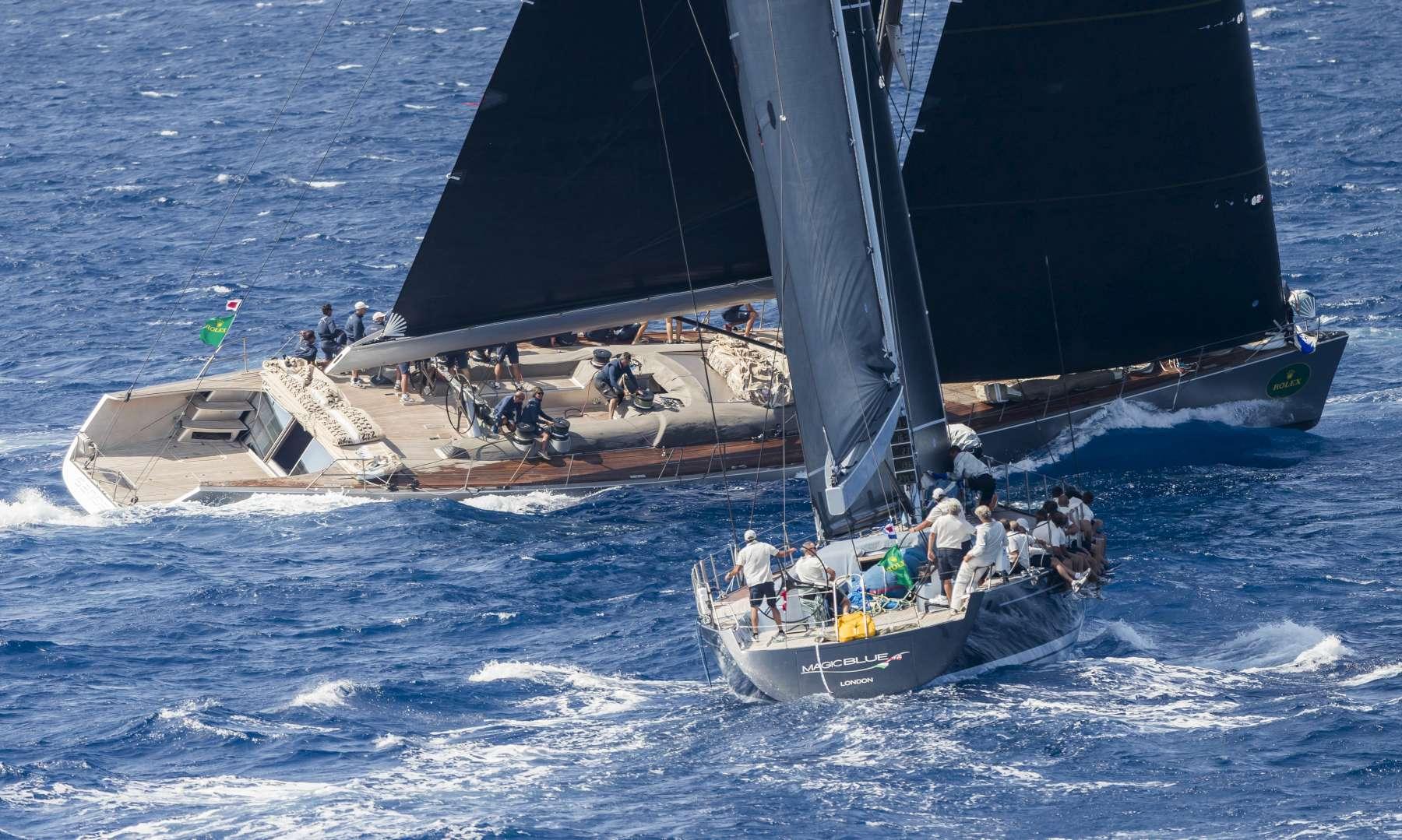 Maxi Yacht Rolex Cup 07 09 2017 Borlenghi 13