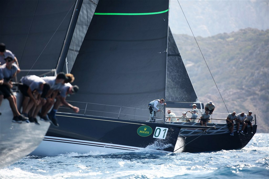 Maxi Yacht Rolex Cup 08 09 2017 Ranchi 11