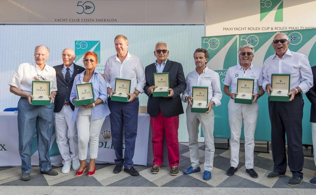 Maxi Yacht Rolex Cup 09 09 2017 Borlenghi 18