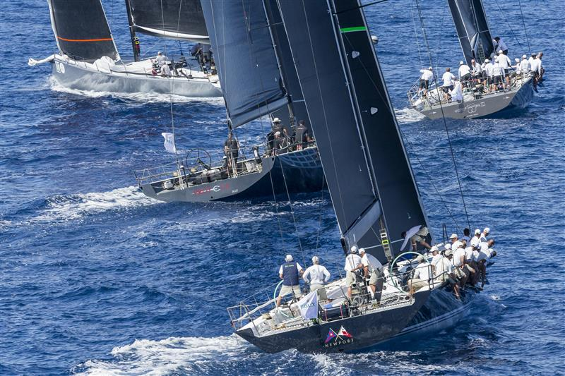 Maxi Yacht Rolex Cup 2015 day 3 01