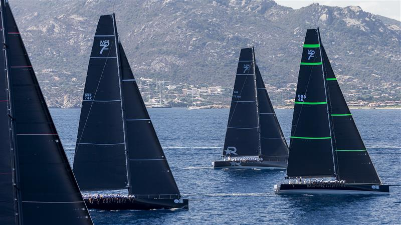 Maxi Yacht Rolex Cup 2015 day 3 02