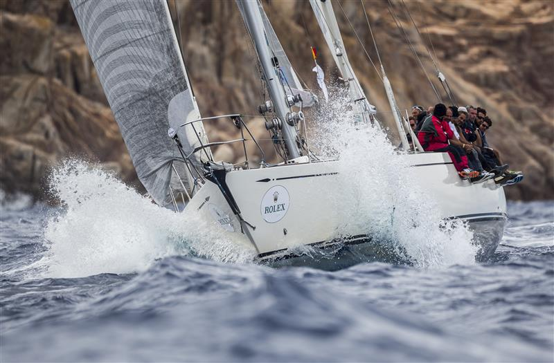 Maxi Yacht Rolex Cup 2015 day 3 26