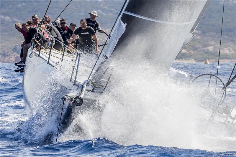 Maxi Yacht Rolex Cup 2015 final 01