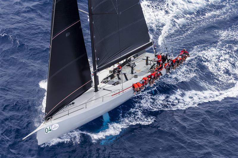 Maxi Yacht Rolex Cup 2015 final 02
