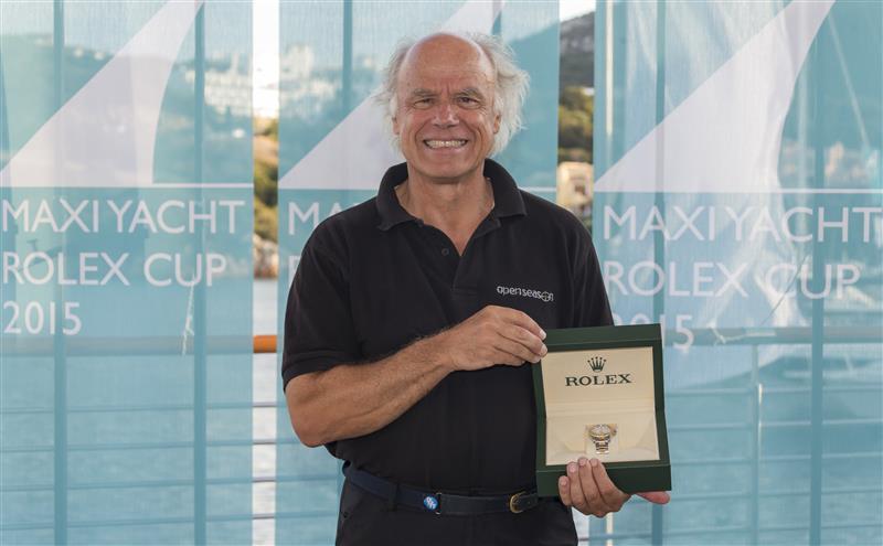 Maxi Yacht Rolex Cup 2015 final 21