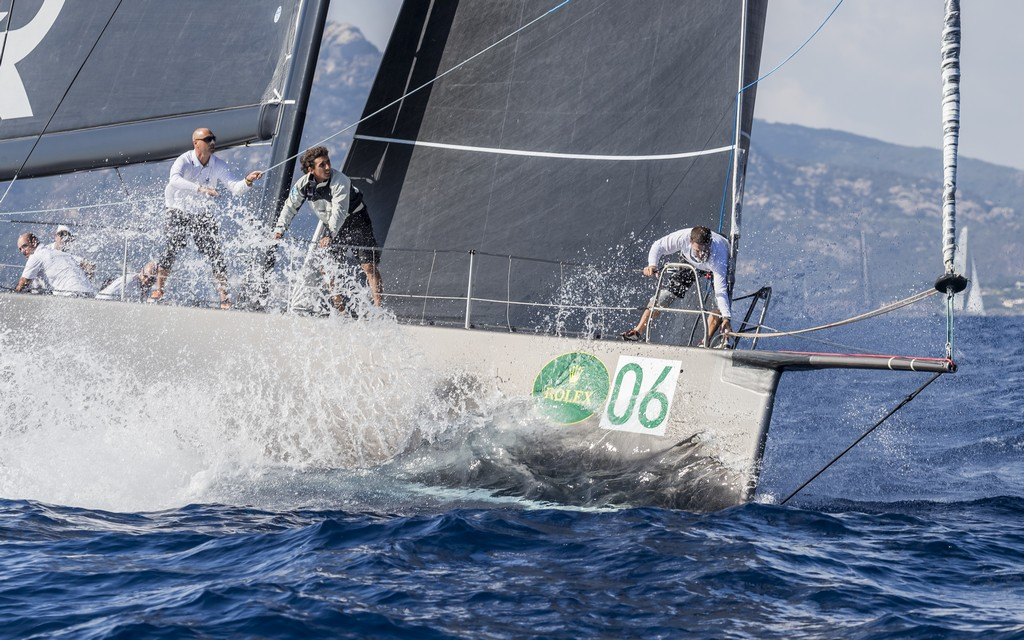 ROBERTISSIMA III, SECOND OVERALL AFTER TWO DAYS OF RACING