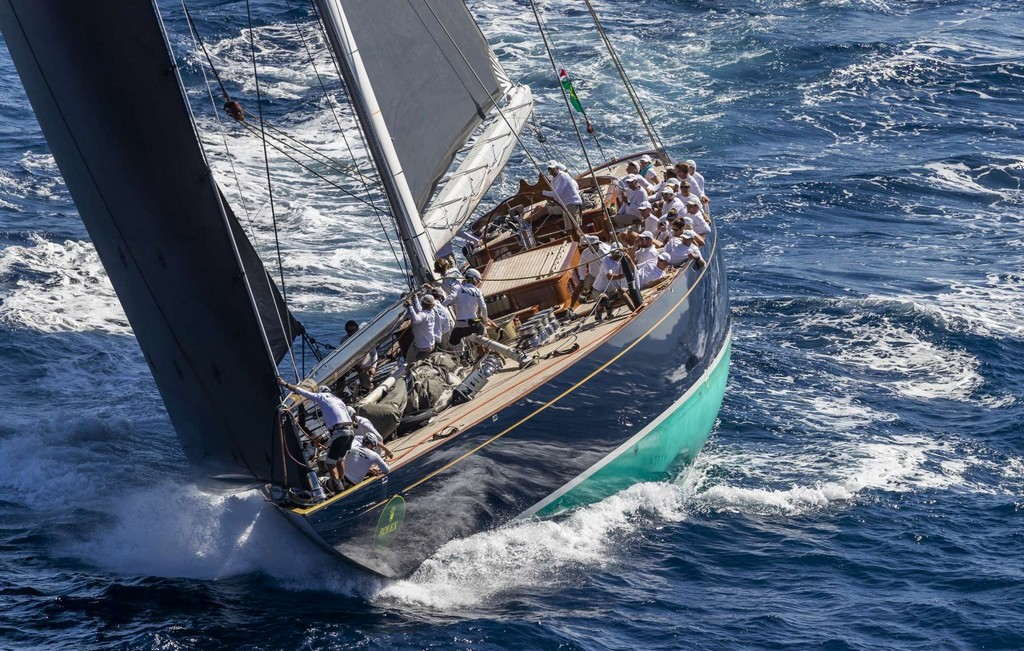 Maxi Yacht Rolex Cup 2018 27