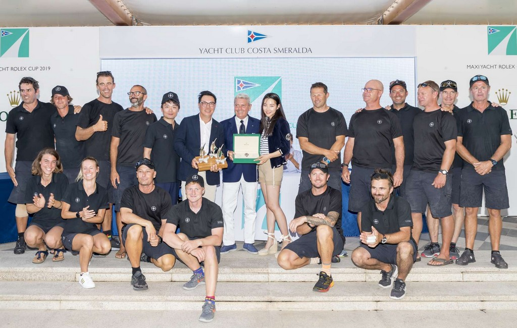 Maxi Yacht Rolex Cup 2019 day 5 16