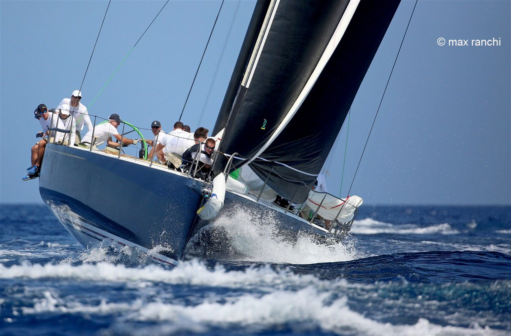Maxi Yacht Rolex Cup 2019 day 1 02