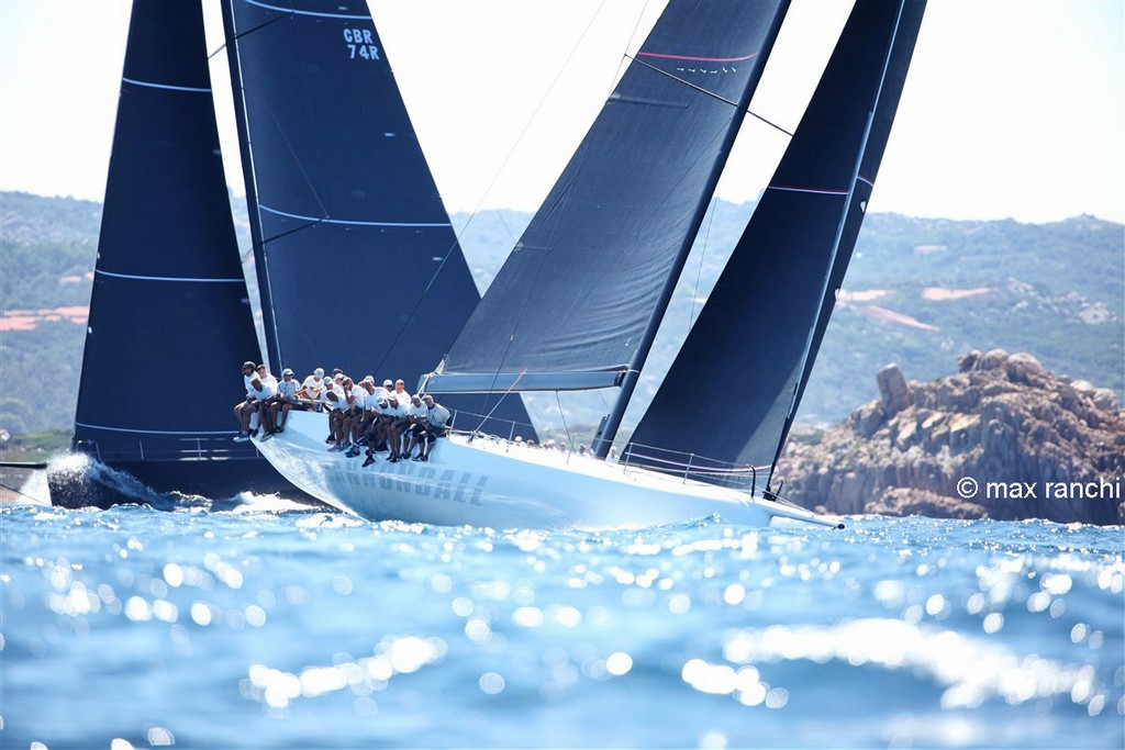 Maxi Yacht Rolex Cup 2019 day 3 01