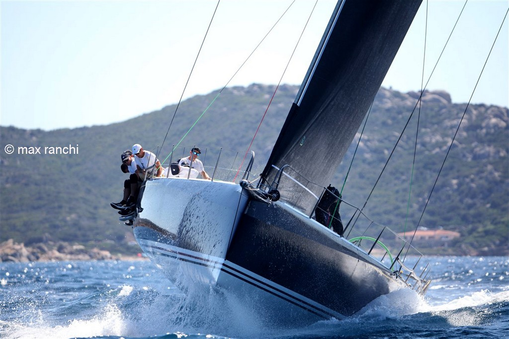 Maxi Yacht Rolex Cup 2019 day 3 02
